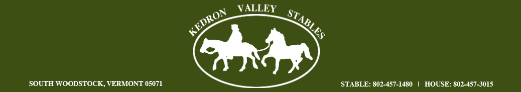 Kedron Valley Stables